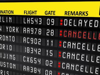 Ritardo volo aereo compensazione pecuniaria
