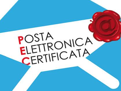 Notifica con Pec (Posta Elettronica Certificata)