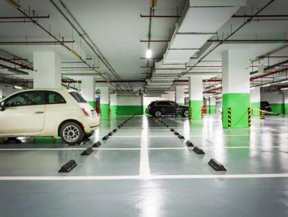 Parcheggio in area condominiale